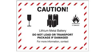 Lithium Battery fulfillment